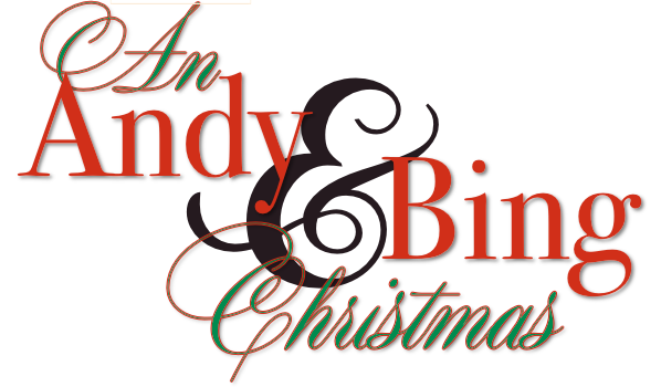 An Andy & Bing Christmas Retina Logo