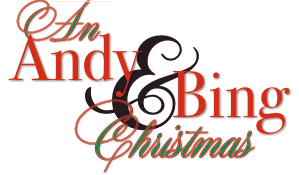 An Andy & Bing Christmas Logo