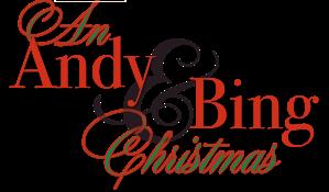 An Andy & Bing Christmas Logo